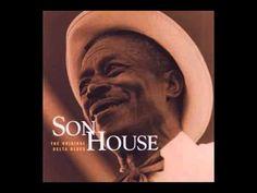 Son House - The Original Delta Blues - YouTube