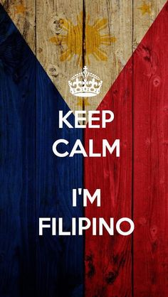 Filipino (I'm not, but I love lots of people who are!)