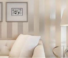 quarto branco com stencil prata - Pesquisa Google