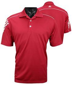 Adidas ClimaCool 3-Stripes Golf Shirts