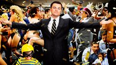 "Leonardo DiCaprio is being investigated for ""Wolf Of Wall Street."" Cenk Uygur, Grace Baldridge (Pop Trigger), and Jason Carter, hosts of The Young Turks, bre. Martin Scorsese, Leonardo Dicaprio, Wolf Of Wall Street, Margot Robbie, Terence Winter, Money Saving Expert, Avengers Film, Jordan Belfort, Funny Posters"