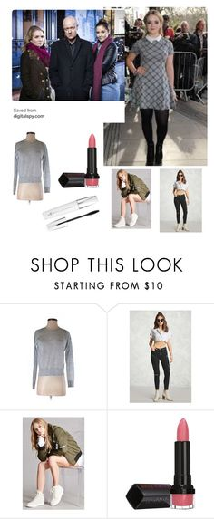 """""""Untitled #1544"""" by paigelam ❤ liked on Polyvore featuring Forever 21 and Bourjois"""
