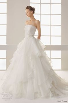 Princess Wedding Dresses : Gorgeous!