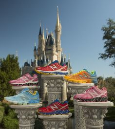 NEW DISNEY RUNNING SHOES FROM NEW BALANCE
