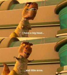 T rex problems!