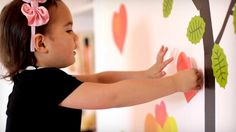Removable Wall Decals for Mom & Kids