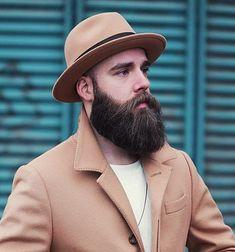 Gents Fashion, Beard Fashion, Beard Model, Men's Grooming, Beard Styles, Facial Hair, Bearded Men, Hot Guys, High Fashion