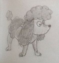A Creative Year | Topic: Poodle / kate - #cre8365