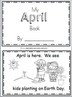 Free April Mini Book