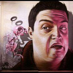 #ParedesUrbanas #LoveGraffiti #ChegaDeCidadeCinza