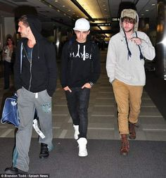 Tom Parker, Nathan Sykes, Jay McGuiness