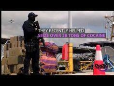 US Coast Guard Seize Large Amounts of Cocaine