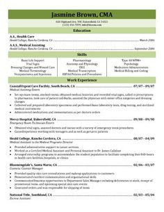 Certified Medical Assistant Resume Medical Assistant Pictures  Medical Assistant Resume Templates