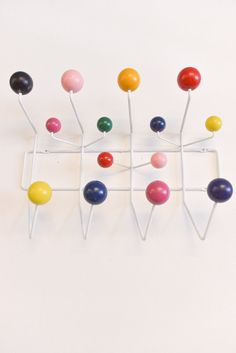Vintage Eames HangItAll by TheModernVault on Etsy, $249.00