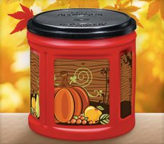 Folger's has come up with a variety of templates you can use to decorate their red canisters. Soak with a vinegar/water solution to get rid of the coffee smell, and they make great containers for gifting cookies.