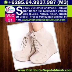 16 Gambar Sepatu Wanita HRCN terbaik  de3813f176