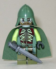 LEGO 79008 Lord of the Rings SOLDIER of the DEAD Exposed Ribs Minifigure NEW!