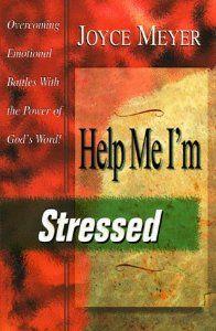 Help Me, I'm Stressed by Joyce Meyer. $0.01. Author: Joyce Meyer. Publisher: Harrison House (February 1998). Publication: February 1998. Series - Help Me