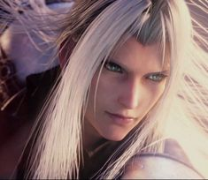 Sephiroth - One Widget Angel  Final Fantasy Sephiroth