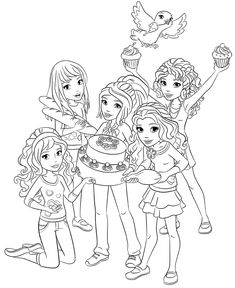 Lego Friends Coloring Sheets online lego friends coloring pages for girls lego coloring Lego Friends Coloring Sheets. Here is Lego Friends Coloring Sheets for you. Lego Friends Coloring Sheets lego friends coloring pages printable free cu. People Coloring Pages, Lego Coloring Pages, Coloring Pages For Girls, Coloring Pages To Print, Coloring For Kids, Coloring Books, Coloring Sheets, Lego Friends Birthday, Lego Friends Party