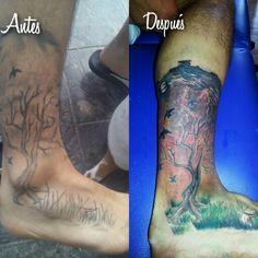 Arreglo tattoo