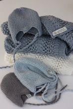 Strikket barselgaver... Blogg med masser av inspirasjon til strikking og interiør