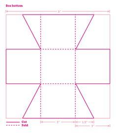 Felt box template http://2.bp.blogspot.com/-S867p2tbUTo/T6GtsTVlDvI/AAAAAAAAG28/hZq9pEqb3wI/s1200/felt-box-bottom.png