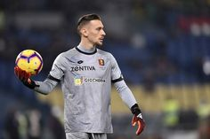 Inter Milan's goalkeeper Ionut Radu has emerged as a potential target for Arsenal this summer as manager Unai Emery searches for a number two t Arsenal Transfer News, Maurizio Sarri, Antonio Conte, Transfer Window, 22 Years Old, Europa League, Number Two, One Team, Goalkeeper