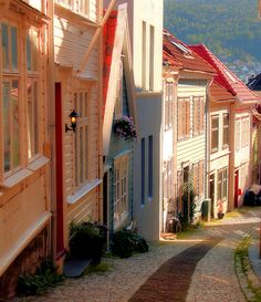 allthingseurope:  Bergen, Norway (by Brian D. Bumby)
