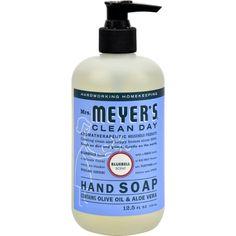 Mrs. Meyer's Liquid Hand Soap - Bluebell - 12.5 oz
