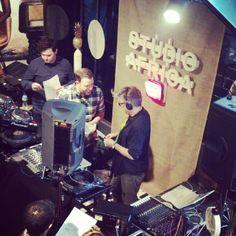 #Studioafrica radio live from #Dieselvillage photo by dieseluk