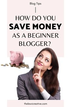 Want to save money as a beginner blogger? Here are some money saving tips you can try while starting and growing your own blog! #moneysavingtips #blogtips