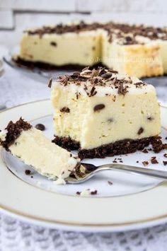 Obiad gotowy!: Aksamitny sernik z czekoladą i kilka wskazówek jak...