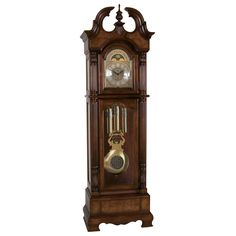 Howard Miller Veronica 611 015 Victorian Grandfather Clock