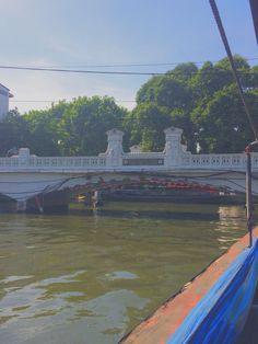 PARN FAH bridge, SAN SAB canal