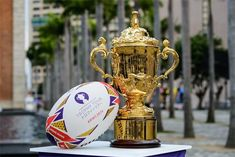 India Prepares to Welcome the Webb Ellis Cup as Part of the Rugby World Cup 2019 Trophy Tour Football Tattoo, Rugby World Cup, Tours, India, Sports, Photography, Hs Sports, Goa India, Photograph