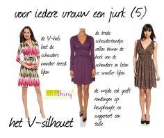 Voor iedere vrouw is er een jurk. Klik op de foto voor meer details. www.lidathiry.nl