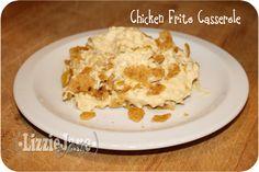 Chicken Frito Casserole