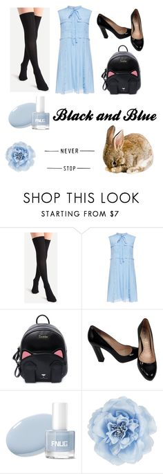 """Alice, Run to Wonderland!"" by pandashipper1227 ❤ liked on Polyvore featuring N°21, Miu Miu and Monsoon"