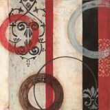 Circular II Póster por Barbara Burnside