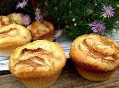 Apfel- Buttermilch- Muffins