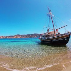Most amazing day sailing around Paros yesterday!! #snorkelling #swimming #sailing #paros #greece #bluewater #amazingday #lovelife #happy #sailboat #busabout #travel #adventure #beach #greekislands by shanbell23 http://bit.ly/AdventureAustralia