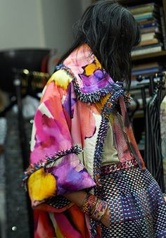 Chanel: How does Karl do it? Spring-Summer 2015 Ready-to-Wear – Chanel News - Fashion news and behind the scene featuresChanel: How does Karl do it? Spring-Summer 2015 Ready-to-Wear – Chanel News - Fashion Week, New Fashion, Runway Fashion, Fashion Show, Fashion Outfits, Spring Summer 2015, Spring Summer Fashion, Moda Chanel, Lineisy Montero
