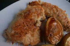 Parmesan - Hähnchen