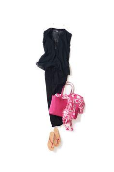 Kyoko Kikuchi's Closet #kk-closet ×ピンクで夏の