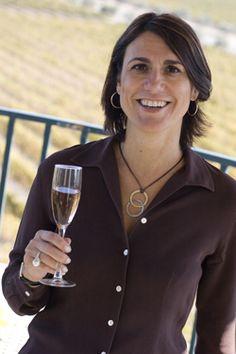 Eva Bertran, Gloria Ferrer Caves & Vineyards. Sonoma Valley, the birthplace of California wine.