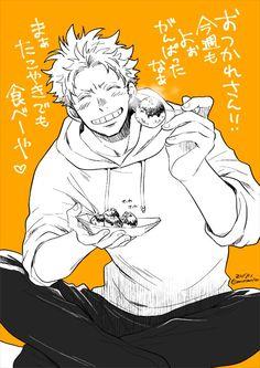 Boku no Hero Academia, Fatgum Boku No Hero Academia, My Hero Academia Memes, Hero Academia Characters, My Hero Academia Manga, Anime Characters, Me Anime, Hot Anime Guys, Anime Manga, Anime Art
