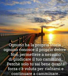 ❤ Life Philosophy, Mamma, Cinema, Faith, Yoga, Happy, Christ, Italian Language, Italian Quotes