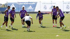 Real Madrid: El Madrid trabaja alejado del ruido de los fichajes | Marca.com