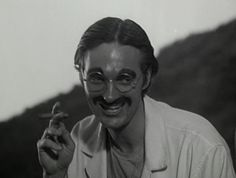 #mash #M*A*S*H - Hawkeye Pierce as Groucho